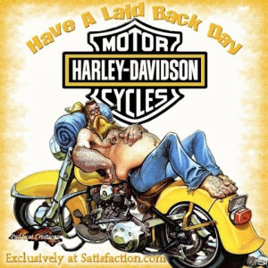 Harley Davidson Motorcycles Pictures / Things that make you go hmmm...