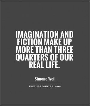 ... make up more than three quarters of our real life Picture Quote #1