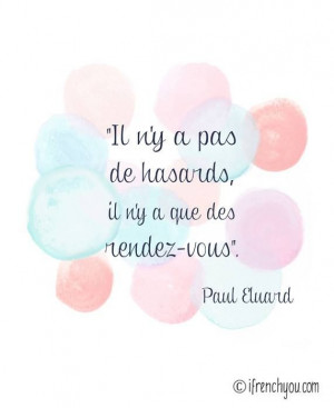 Paul Éluard Citation, Words, Coincidence Quotes, No, Français Quotes ...
