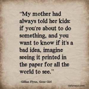 quotes from gone girl