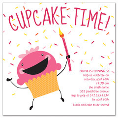 Birthday Girl Quotes Candle cupcake girl birthday
