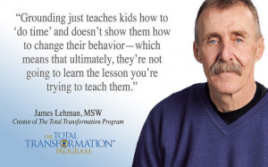 Quote from James Lehman, Co-Creator of The Total Transformation ...