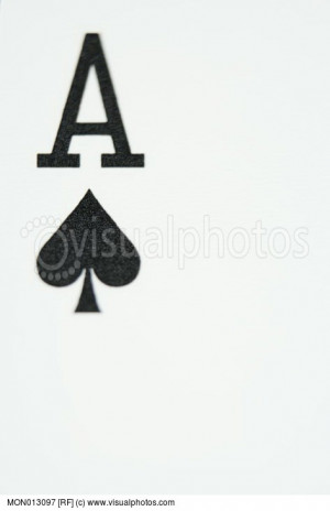 ... playful playing playing card playing cards spades viewed from above