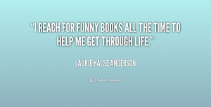 Laurie Halse Anderson Quotes