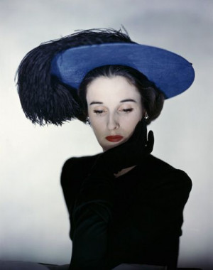 The fabulously stylish Babe Paley . Queen of VF's Best Dressed List