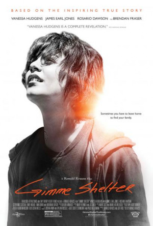 "Gimme Shelter"" star Vanessa Hudgens on her role as a homeless ..."