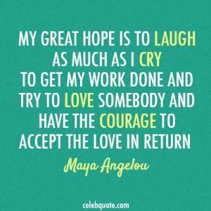 Maya Angelou #quotesLife Quotes, Mayaangelou Quotes, Maya Angelou ...
