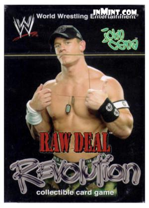 Wrestling World Entertainment Wwe Raw John Cena