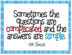 25+ Impressive Dr Seuss Quotes