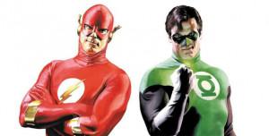 Warner Talks Green Lantern Sequel, The Flash, and a Man of Steel Delay