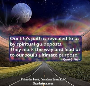 Spiritual Journey Picture Quote