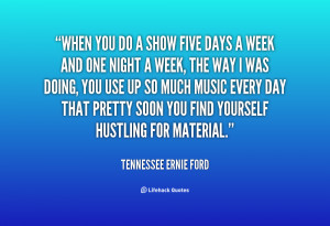 Tennessee Quotes
