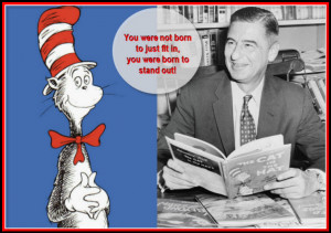 Discussion With Dr. Seuss – 16 Quotes By Dr. Seuss