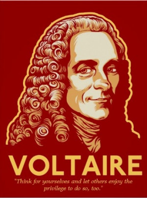 ... Hell And… Quotes of the Day – Saturday, July 11, 2015 – Voltaire