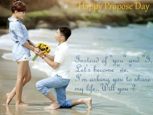 The Proposal Quotes Quotes on propose day