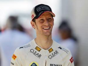 Romain Grosjean European Grand Prix