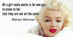 Marilyn Monroe Best Love Quotes