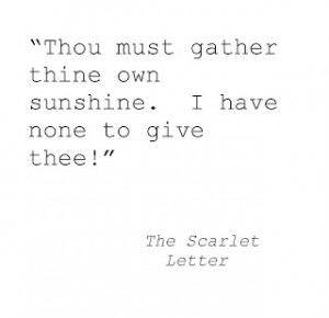 Quotes about Pearl in the Scarlett Letter?!?!?