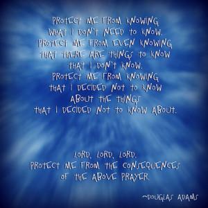 20 Valuable Douglas Adams Quotes