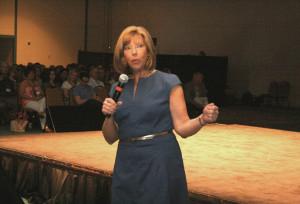 NRECA CEO Jo Ann Emerson urgedmunicators to not be shy about