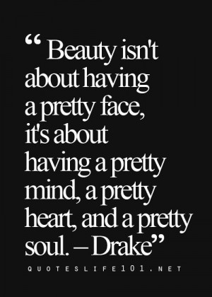 quotes life 101 | Beauty is...