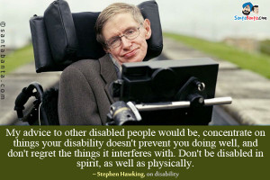 Invisible Disabilities Quotes