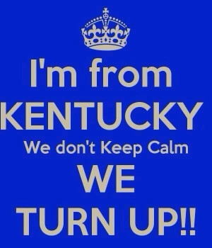 Kentucky Wildcats! We Are UK!