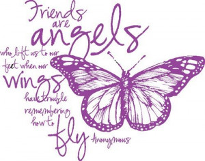 Guardian Angel Quotes for Friends