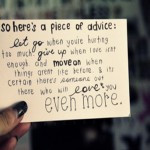 Best Moving on Relationship Quotes