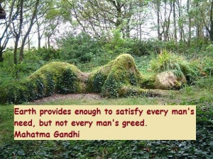 Earth day famous quotes 3