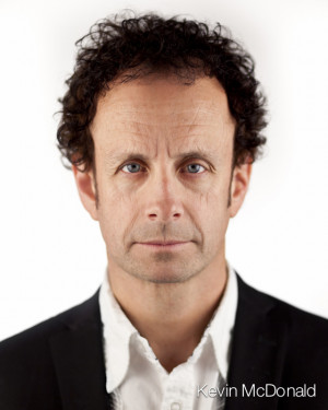 Wow, so is Kevin McDonald !