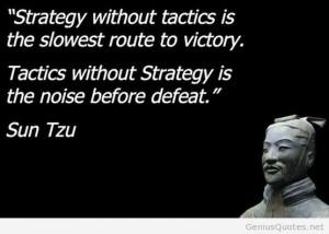 Ten quotes from Sun Tzu