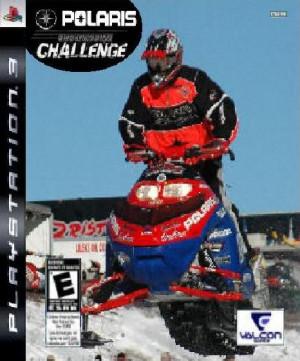 Polaris Snowmobile challenge Image