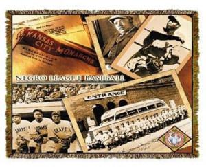 Negro League Baseball - tapestry throw $ 50.96