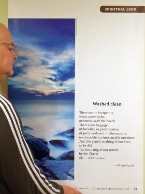 "Washed Clean"" poem"