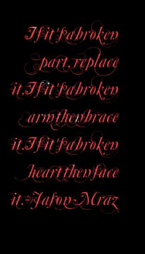 Broken Arm Quotes