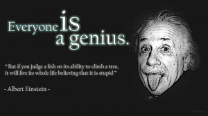 ... leave you with some of the Famous quotes of Albert Einstein