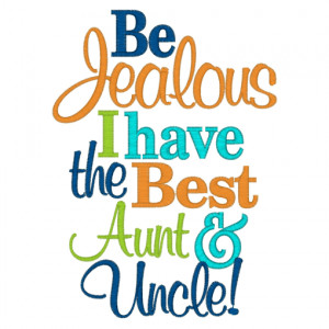 aunts rocks uncle dave uncle todd jealous 5x7 aunts misty aunts deda ...