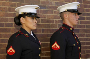 ... approval by Commandant of the Marine Corps Gen. James F. Amos