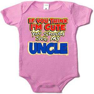 Cute Uncle Quotes Funny
