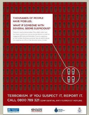 anti terrorism quotes