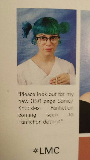 The Most Important Yearbook Quote Ever