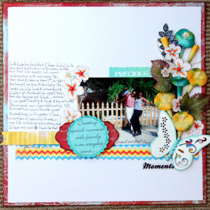 Bazzill Basics - 12 x 12 Cardstock - Grasscloth Texture - Avalanche