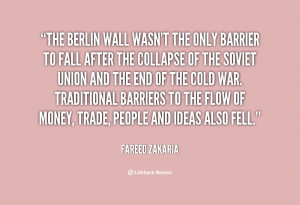 Berlin Wall Quotes