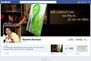 Mamata Banerjee launches Facebook page, says APJ Abdul Kalam is the ...
