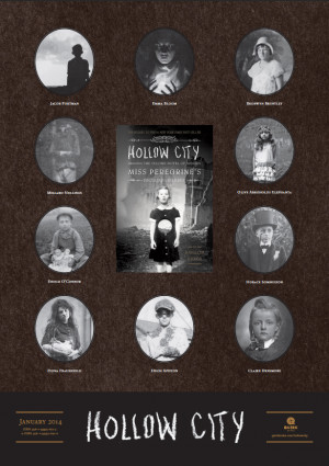 NYCC Giveaway: Hollow City & Miss Peregrine by Ransom Riggs