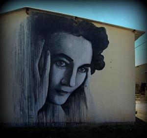 Ruth First by Ben Slow in Soweto, Johannesburg. Photograph by Derek ...