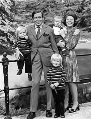 : Prince Johan-Friso, Prince Claus, Prince Willem-Alexander, Prince ...