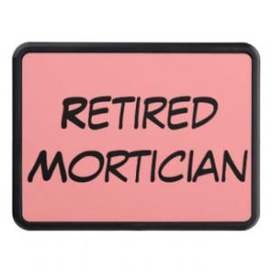 Funeral Director Mortician...