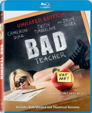 Bad Teacher (US - DVD R1 | BD RA)
